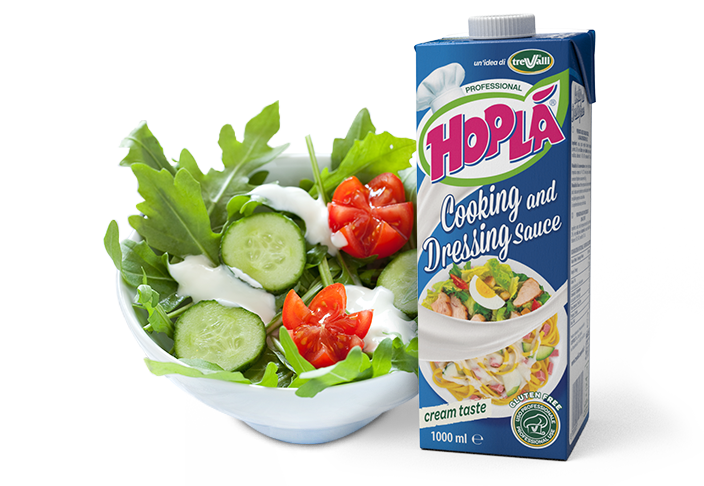 Hoplà professional - Cooking and dressing sauce